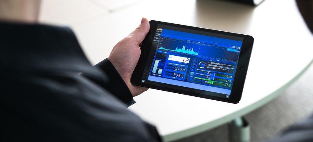 Smart data dashboard